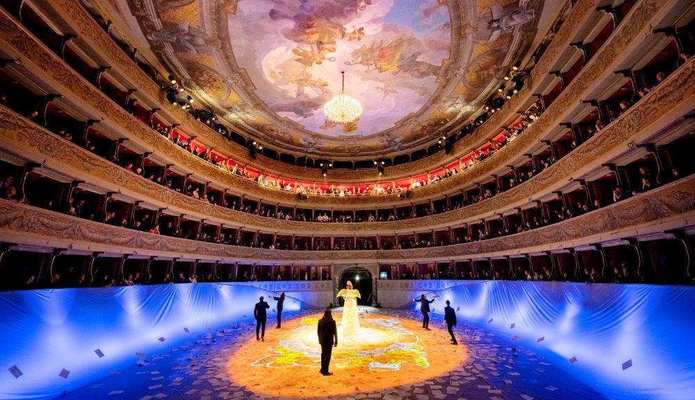 Bergamo, Donizetti Opera 2019 - L'ange de Nisida - Connessi all'Opera